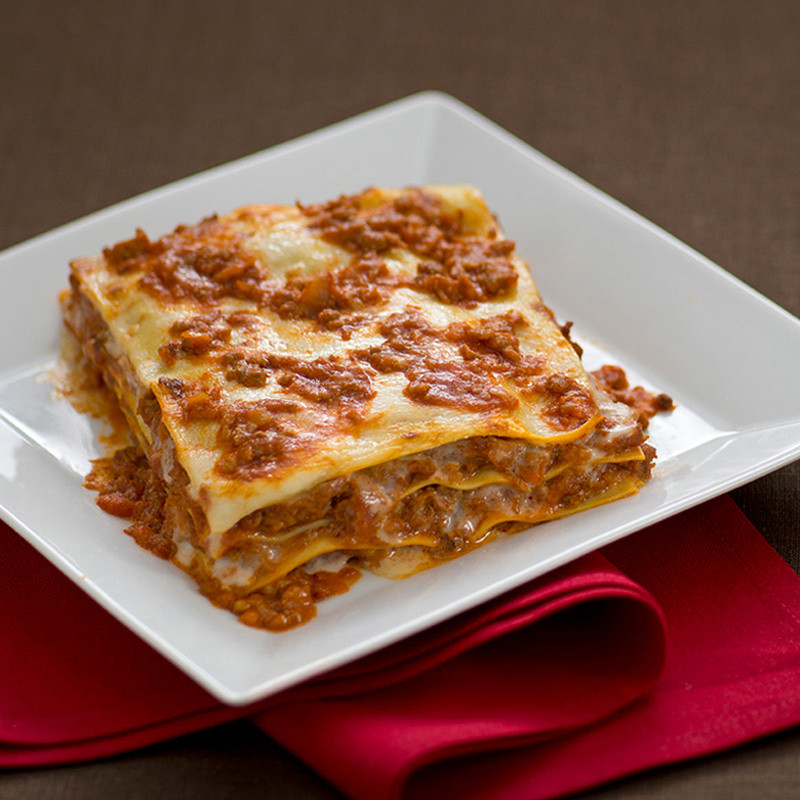 Lasagna Sheets Food Service Giovanni Rana