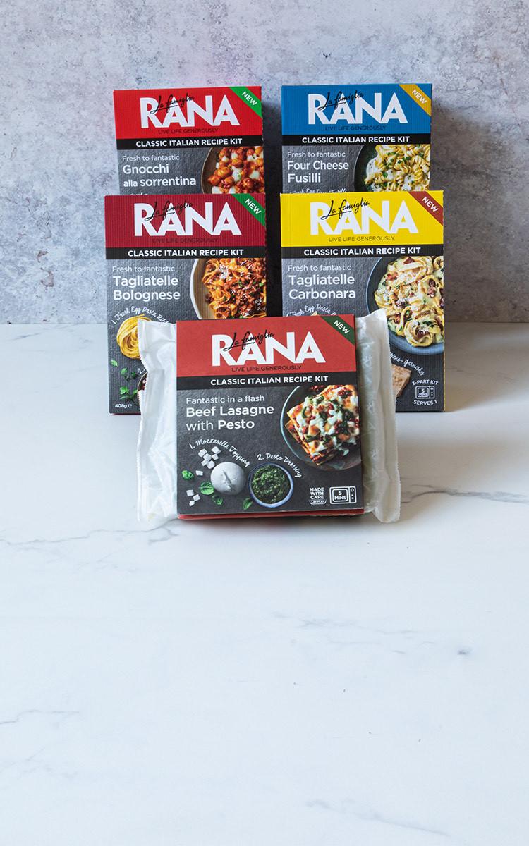 La Famiglia Rana Fresh Italian Pasta Sauces