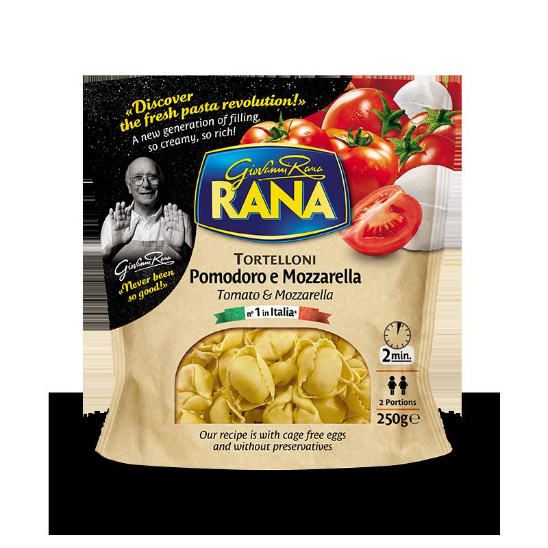 vers gevulde pasta