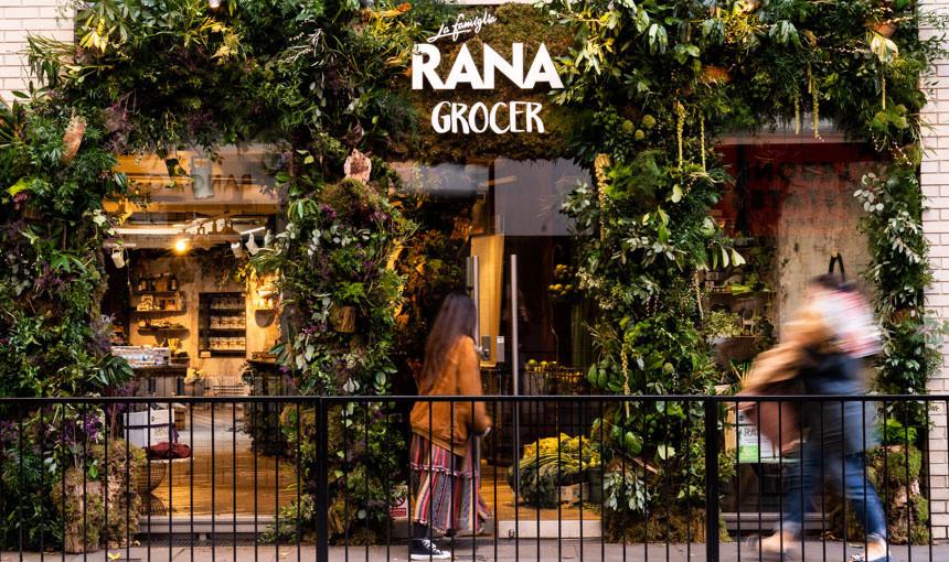 La Famiglia Rana - Grocer